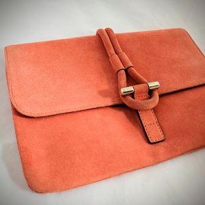 TILA MARCH Romy clutch - orange